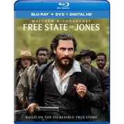 Free State of Jones (Blu-ray + DVD + Digital Copy) by Universal