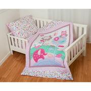 Sumersault Morgan 4-Piece Toddler Bedding Set