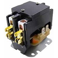 Packard C230B Contactor 2 Pole 30 Amps 120 Coil Voltage
