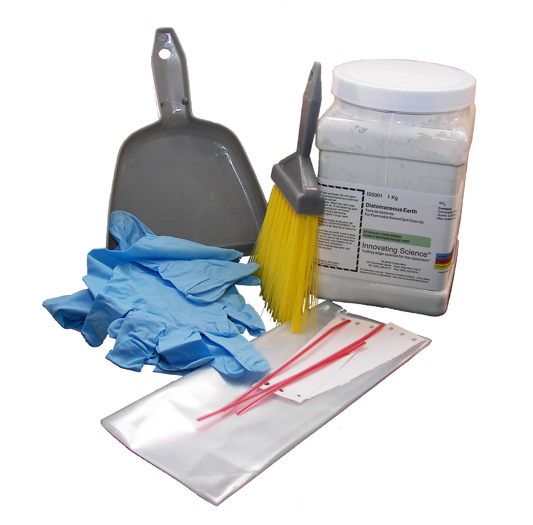 Innovating Science Solvent Spill Clean Up Kit