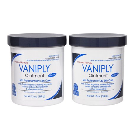 Vanicream Vaniply Ointment 13 Oz (Pack of 2)