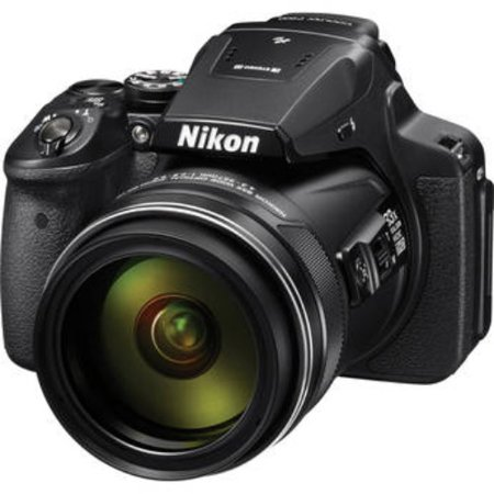 Nikon Coolpix P900 16 Megapixel Digital Camera with 83x Optical Zoom
