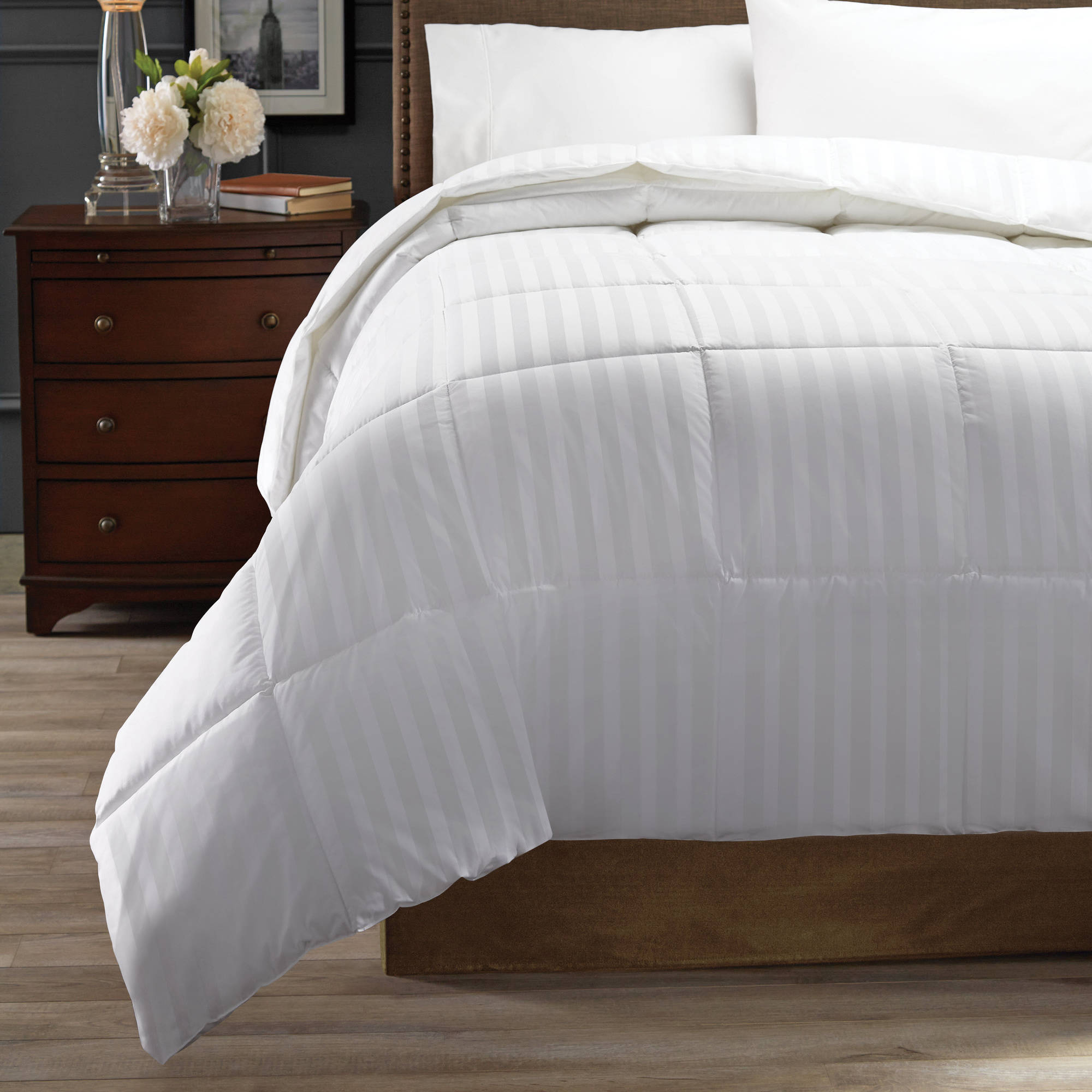 Hotel Style Medium Down Alternative Comforter, 1 Each - King