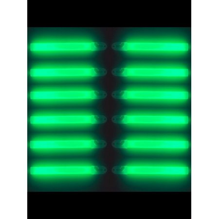 Green Glow Sticks Halloween Costume Accessory
