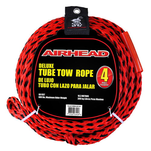 Airhead 4-Rider Tube Rope by Generic