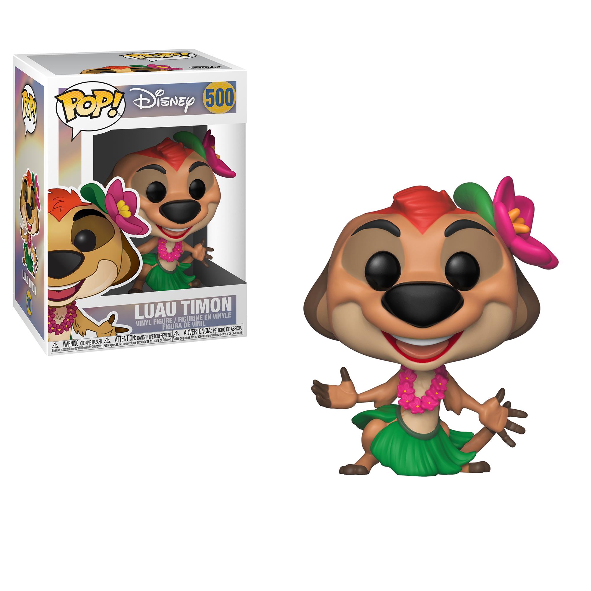 Funko POP! Disney: Lion King - Luau Timon