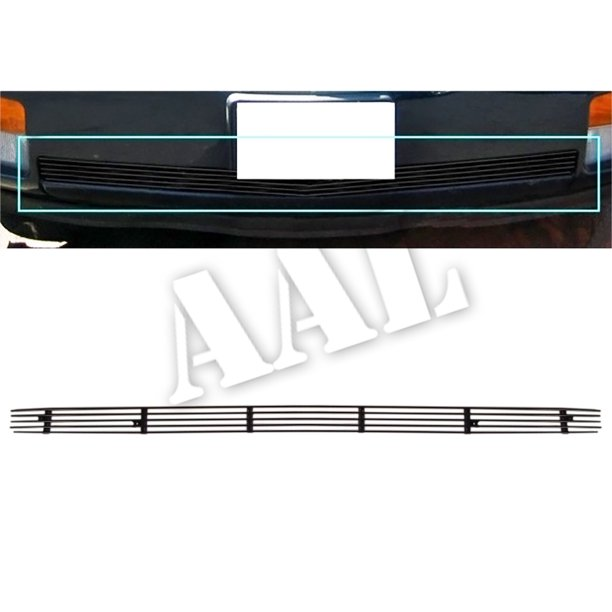 AAL BLACK BILLET GRILLE / GRILL INSERT For 2003 2004 2005