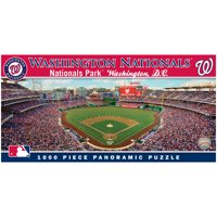 MasterPieces Washington Nationals 1000PC Panoramic Puzzle