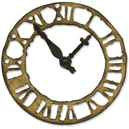 Sizzix Bigz Die by Tim Holtz Alterations, Weathered Clock - Clock Craft