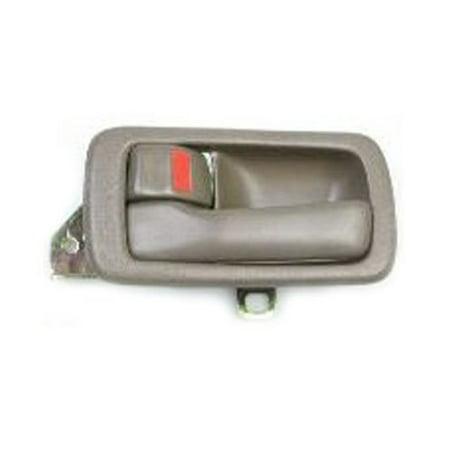 #B529 6926022030 92-96 Toyota Camry Brown Replacement Driver Side Inside Door Handle 92 93 94 95 96, Only Fit 4 door Model By MotorKing