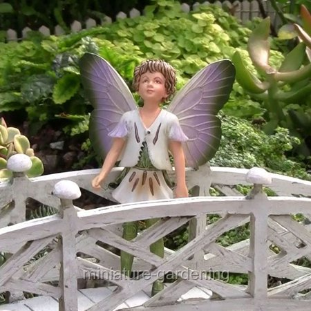 Winter Greenhouse Miniature Gardening Videos 1 for Miniature Garden, Fairy Garden