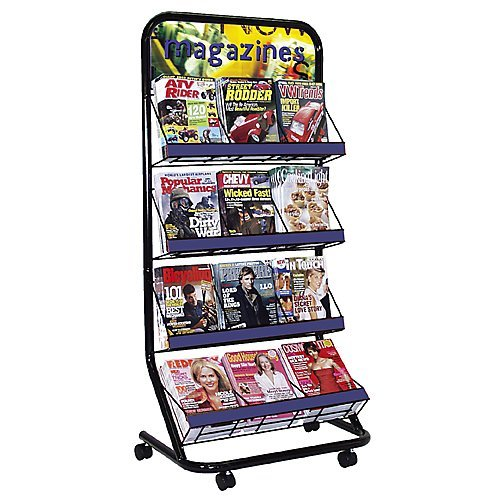 Mobile Magazine Display