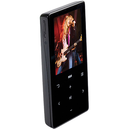 Audiovox M6204 4GB MP3 Player