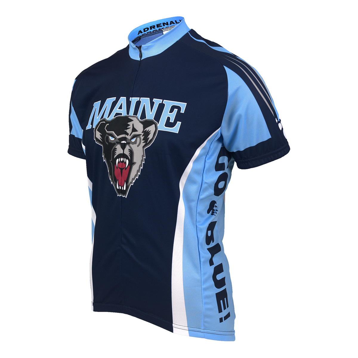 Image of Adrenaline Promotions University of Maine Bears Cycling Jersey