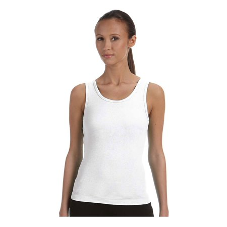 Bella Canvas Women's Softer Baby Rib Knit Tank Top, Style B1080 ()