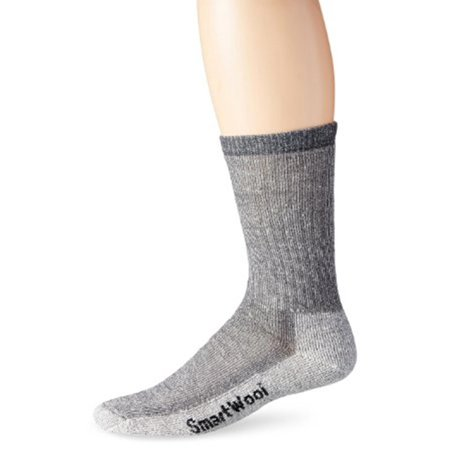 e37943996 Smartwool SW130 Men's Merino Wool Blend Medium Length Hiking Crew Socks