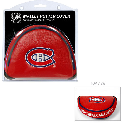 Team Golf NHL Montreal Canadiens Golf Mallet Putter Cover