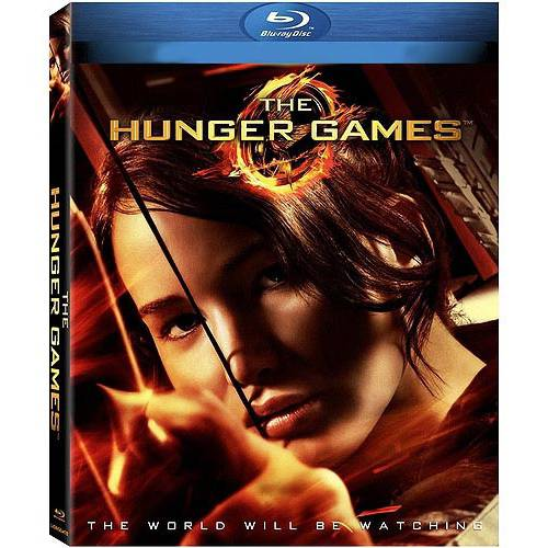 The Hunger Games (Blu-ray) (With INSTAWATCH) (Widescreen)