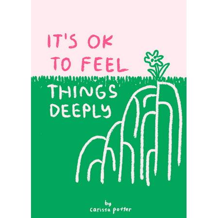 It's OK to Feel Things Deeply - eBook