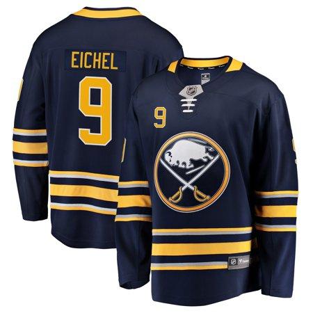 Jack Eichel Buffalo Sabres Fanatics Branded Premier Breakaway Player Jersey - Navy 09 Away Jersey