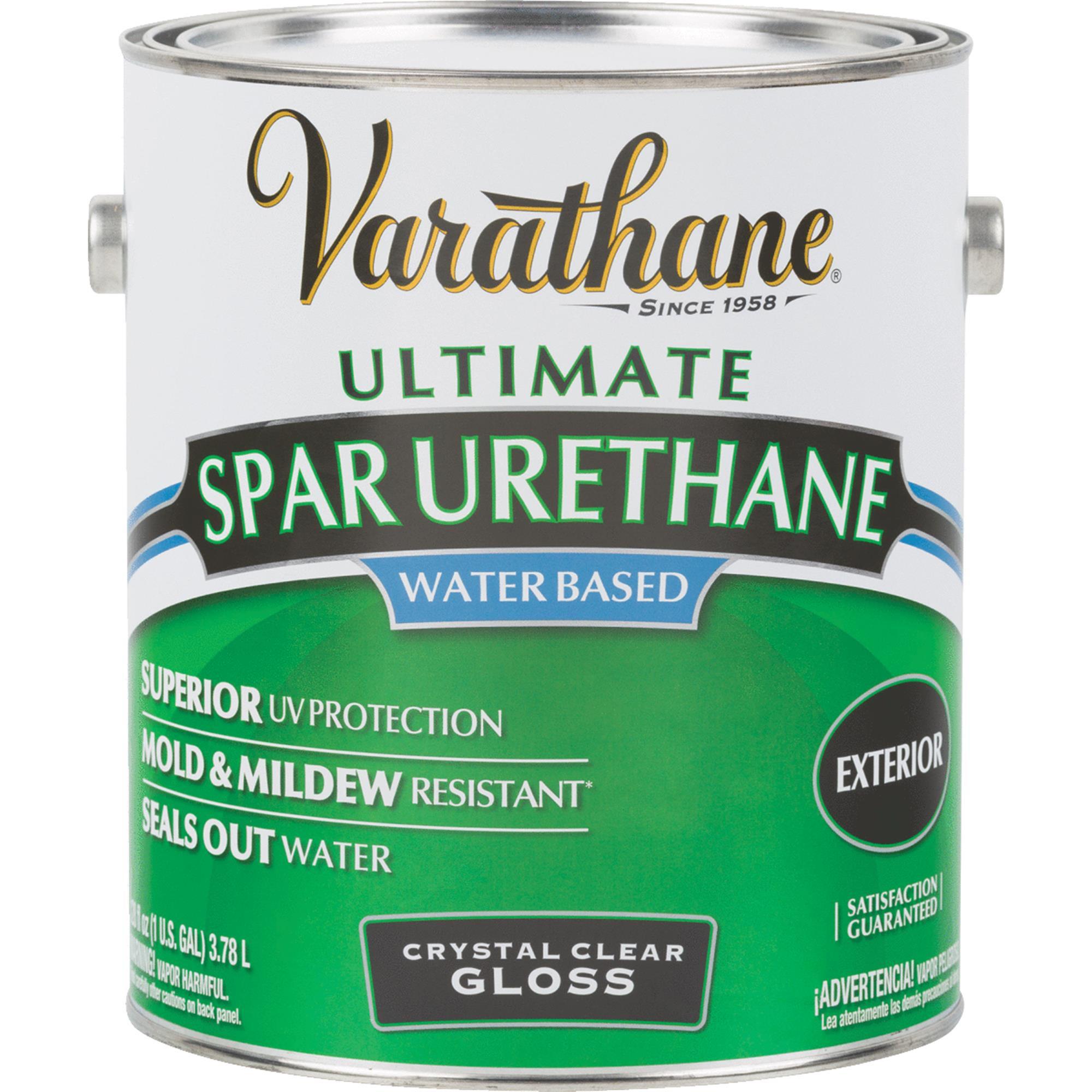 Rust Oleum Varathane Water-Based Exterior Spar Urethane