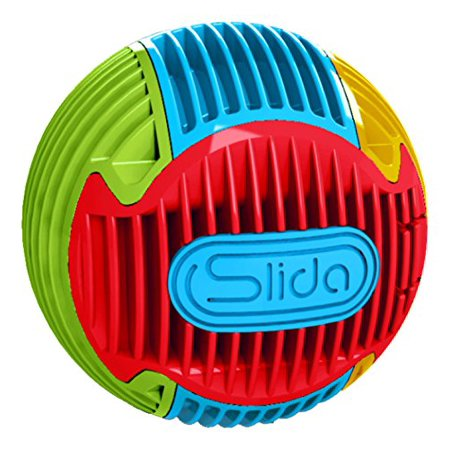 SLIDA 3D Puzzle Ball - Award-winning Brain Teaser Challenge for Kids and Adults (Jelly Color) - Brain Teasers Riddles For Kids