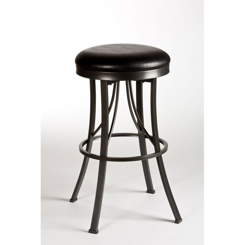 Hillsdale Ontario Commercial Grade Backless Bar Stool