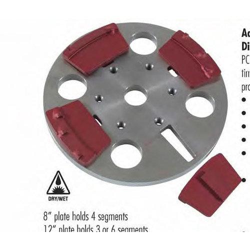 Diteq 8'' TEQ-Lok Disk Plate
