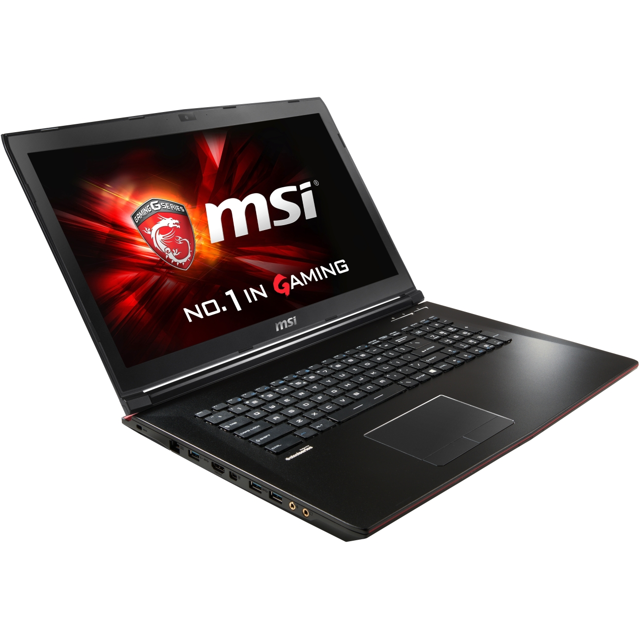 "Msi GP72 Leopard Pro-401 17.3"" LCD Notebook - Intel Core ..."