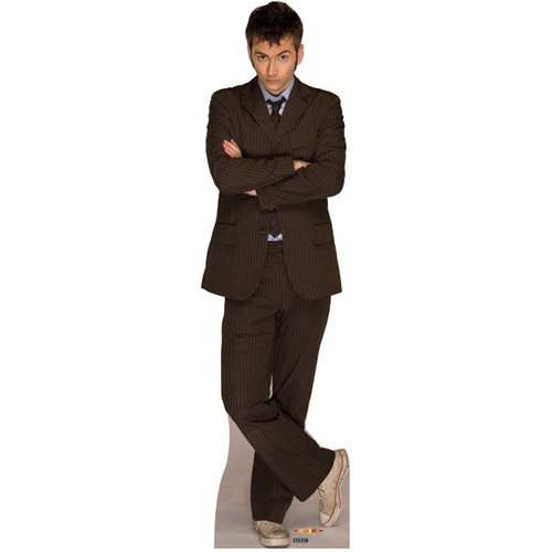 Advanced Graphics Dr. Who Cardboard Stand-Up