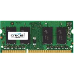 Crucial 16GB kit (8GBx2) DDR3 PC3-14900 Unbuffered NON-ECC 1.35V - 16 GB (2 x 8 GB) - DDR3 SDRAM - 1866 MHz DDR3-1866/