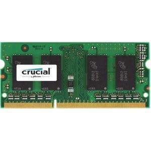 Crucial 16GB kit (8GBx2) DDR3 PC3-14900 Unbuffered NON-ECC 1.35V - 16 GB (2 x 8 GB) - DDR3 SDRAM - 1866 MHz DDR3-1866/