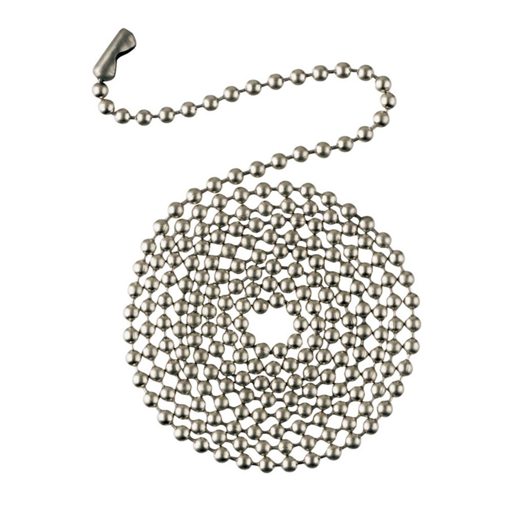 Westinghouse 3' Nkl Beaded Pull Chain 77238