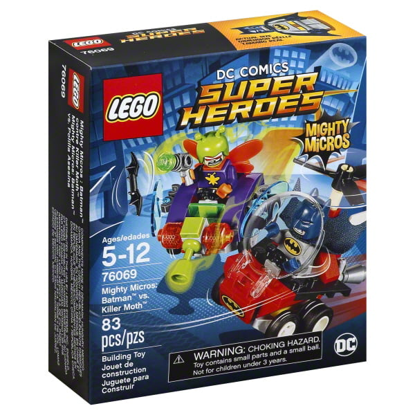 LEGO Super Heroes Mighty Micros: Batman vs Killer Moth 76069