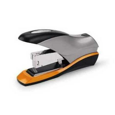 Holder Free Stopper - Swingline Optima 70 Reduced Effort Desktop Stapler, 70-Sheet Capacity, Jam Free, Silver, (S7087870)