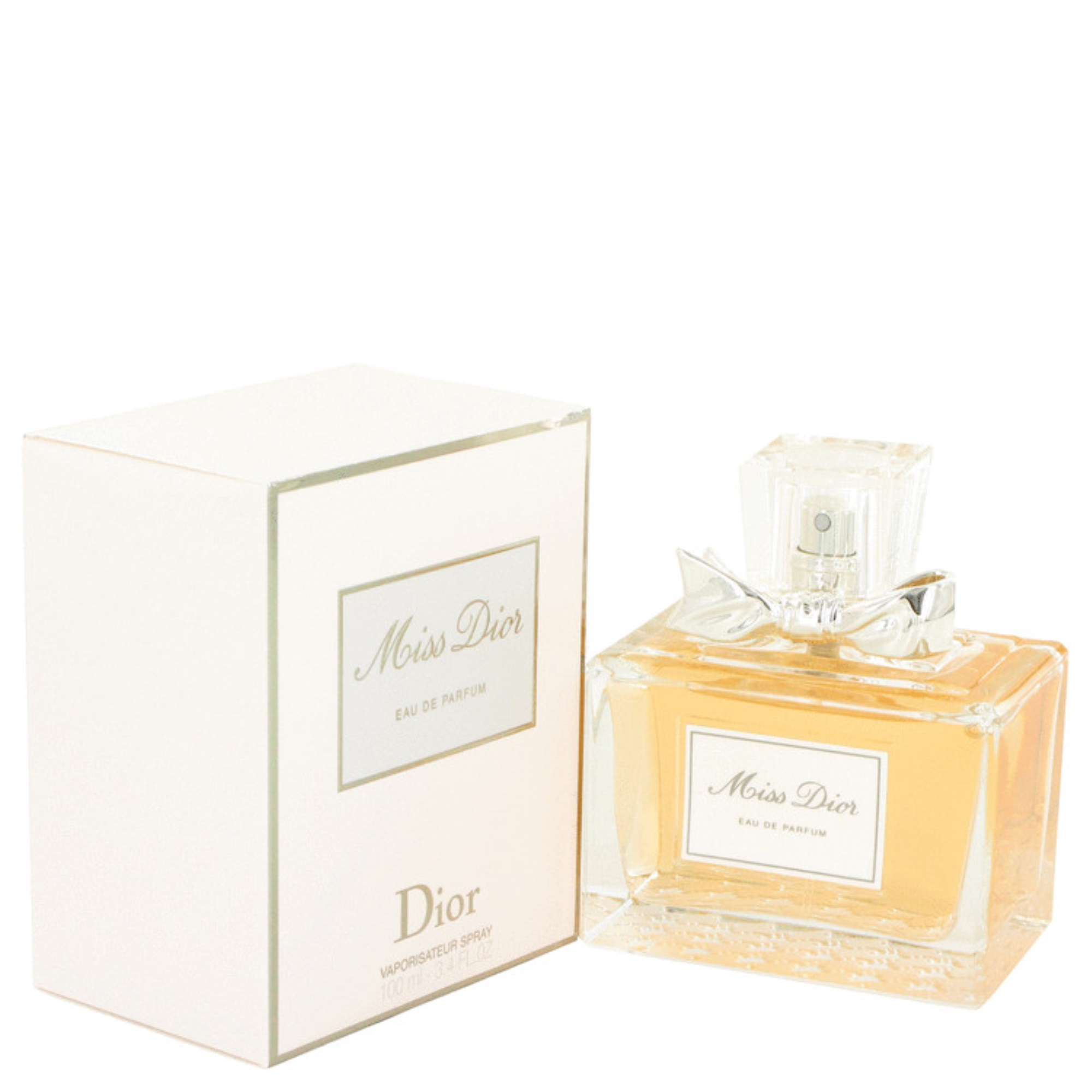 a47a5b7154 Miss Dior (Miss Dior Cherie) by Christian Dior,Eau De Parfum Spray (New  Packaging) 3.4 oz, For Women