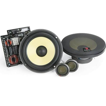 - Focal 165KR2 Elite K2 made w/ Kevlar Power Series 6-1/2