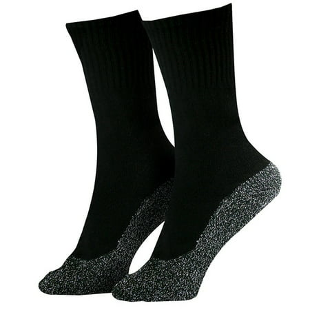 Therapeutic Copper Infused Socks - Compression Socks will Increases Circulation and Reduce Pain For Men & Women Blood Circulation Copper Infused Compression Socks For Men & Women