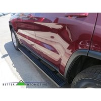 """BETTER AUTOMOTIVE 5"""" i4 RUNNING BOARD BLACK Side Step Nerf Bar For 2015-2018 CHEVY COLORADO / 2015-2017 GMC CANYON EXTENDED CAB"""