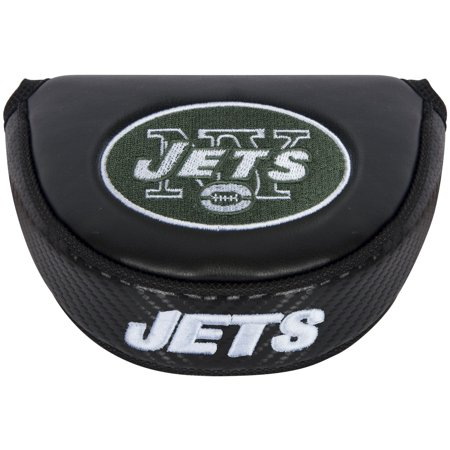 New York Jets Putter Mallet Cover - No Size ()