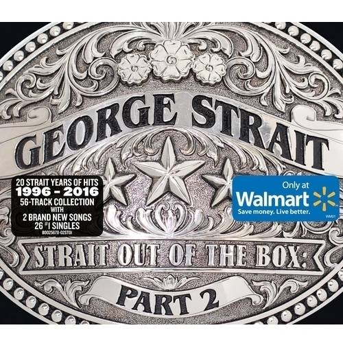 Strait Out Of The Box Part 2 (Walmart Exclusive)(3CD)