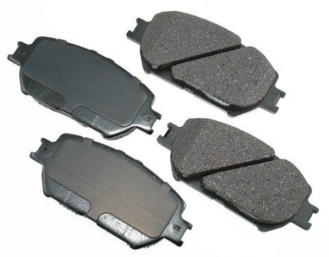 Disc Brake Pad Set-Premium Disc Brake Pad Front TRW TPC0908