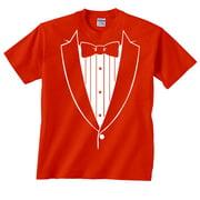 Tuxedo T-Shirt Bow Tie