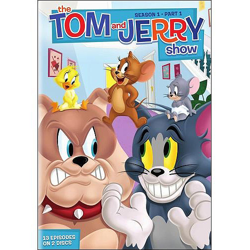 Tom and Jerry Show: Season 1 Part 1 (Full Frame)