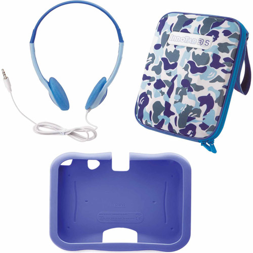 VTech InnoTab 3S Accessory Pack, Blue