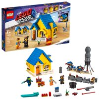 LEGO Movie Emmet's Dream House/Rescue Rocket! 70831 Rocket Building Set