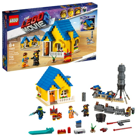 LEGO The LEGO Movie 2 Emmet's Dream House/Rescue Rocket! 70831
