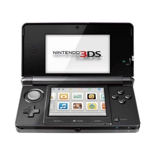 Refurbished Nintendo 3DS Console In Black