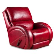 American Furniture Como Bonded Leather Recliner