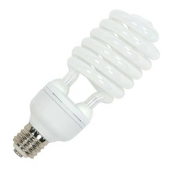 Satco 07388 65T5 41 S7388 Twist Mogul Screw Base Compact Fluorescent Light Bulb by Satco